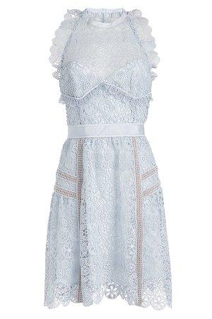 Lace Mini Dress Gr. UK 4