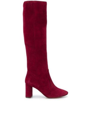 L'Autre Chose Knee Length Boots - Farfetch