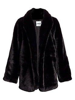 I.AM.GIA Nyx faux fur coat
