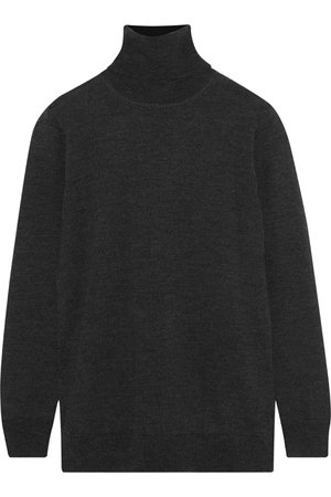 Mary Beth wool turtleneck sweater | IRIS & INK | Sale up to 70% off | THE OUTNET