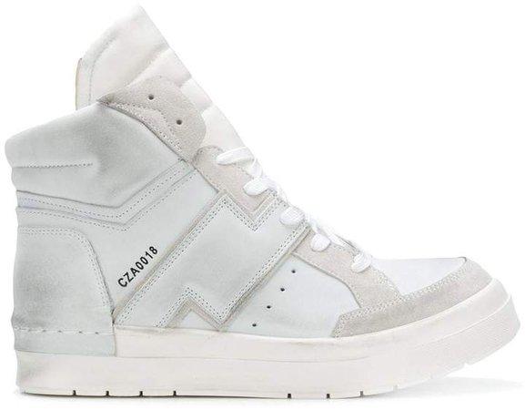 Skin 975 hi-top sneakers
