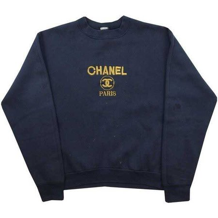 Vintage Chanel Sweatshirt