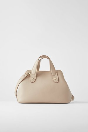MID - SIZED CITY BAG-View all-BAGS-WOMAN | ZARA United States