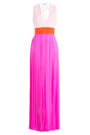 Silk Georgette Floor Length Gown Gr. IT 38