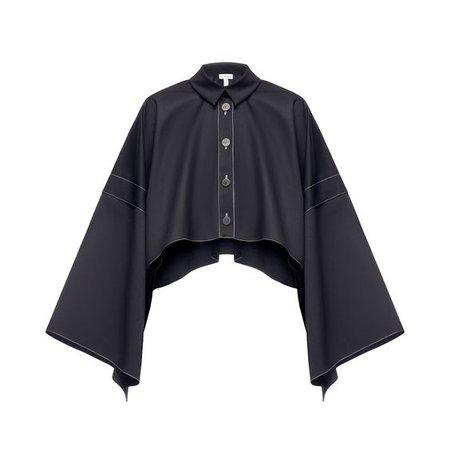 Shirt Jacket Black - LOEWE