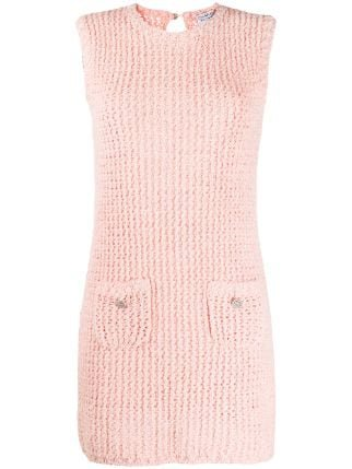 Chanel Pre-Owned 2010 Knitted Dress - Farfetch