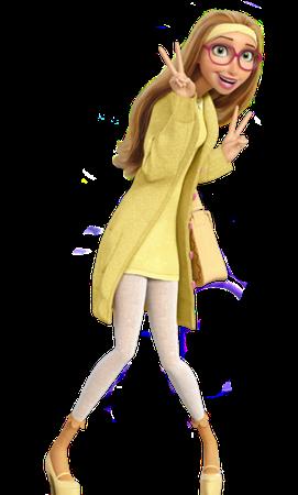Honey Lemon   Big Hero 6 Wiki   Fandom