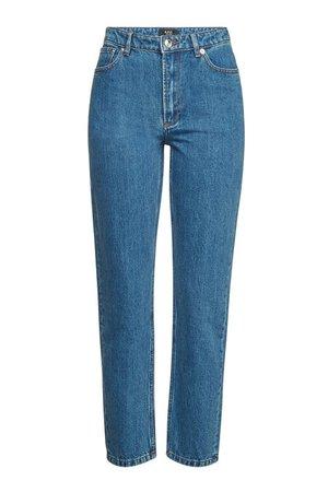 A.P.C. - 80s Jeans - blue