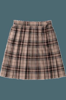 Uniform Skirt brown