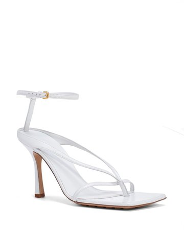 Stretch Square Toe Sandal