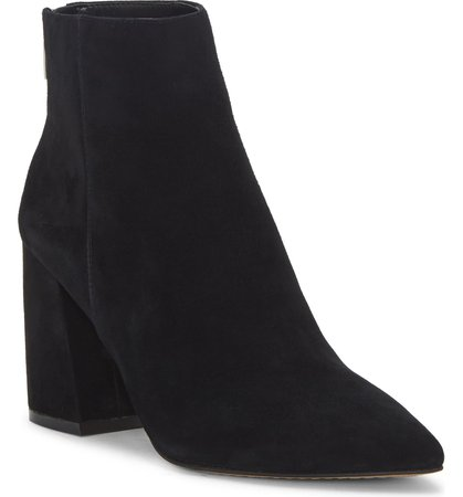 Vince Camuto Benedie Pointed Toe Bootie (Women) | Nordstrom