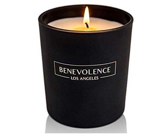 Bergamot & Jasmine Soy Candle