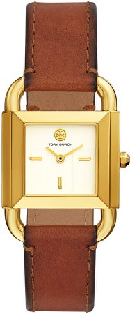 The Phipps Leather Strap Watch