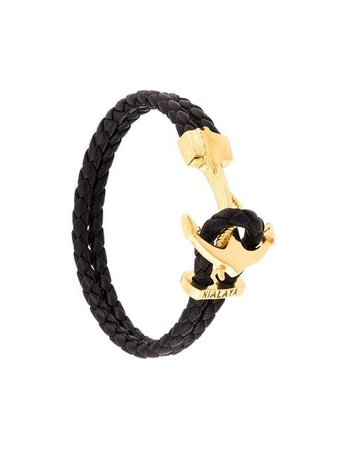 Nialaya Jewelry anchor bracelet