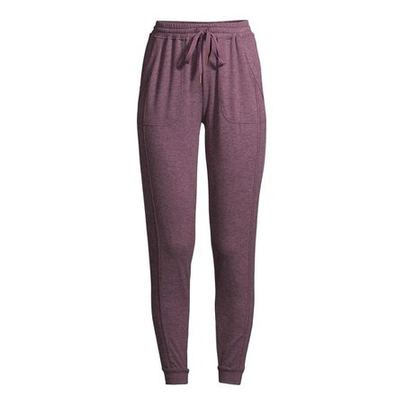 Scoop - Scoop Women's Joggers with Front Seaming - Walmart.com - Walmart.com