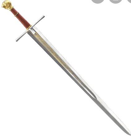 narnia sword