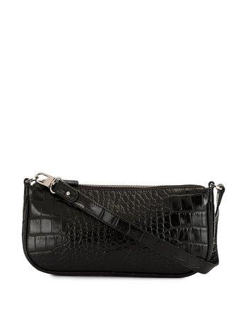 BY FAR 'Rachel' crocodile shoulder bag - Farfetch