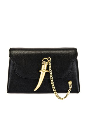 Sancia The Anouk Tooth Bag in Black | REVOLVE