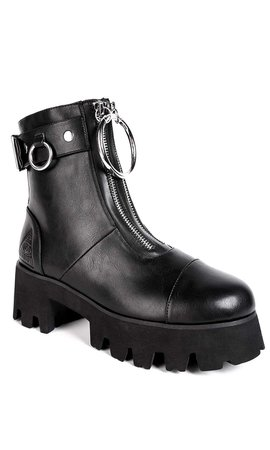 Bovver Boots - Disturbia Clothing