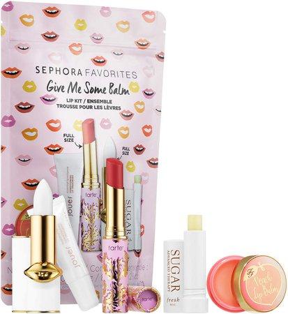 Favorites - Give Me Some Balm Lip Set