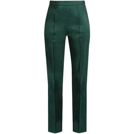 Dark Green Womens Pants | Pant Ne
