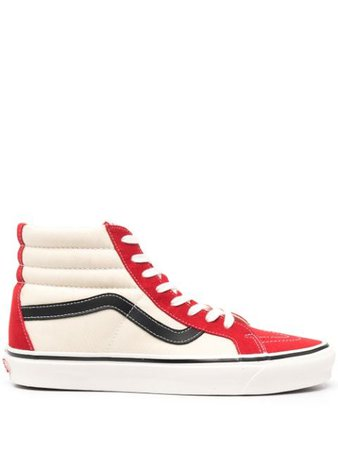 Shop Vans Sk8 high-top sneakers with Express Delivery - FARFETCH