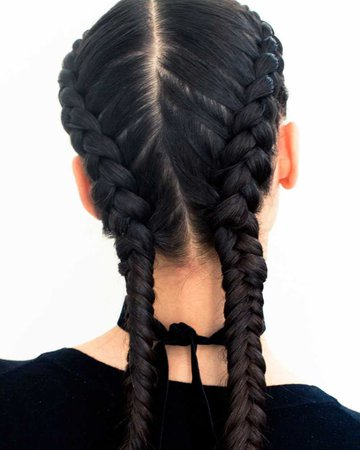 French Braids 2018 (Mermaid, Half-up, Side, Fishtail etc.) – Trend French Braid Hair Ideas – HAIRSTYLES