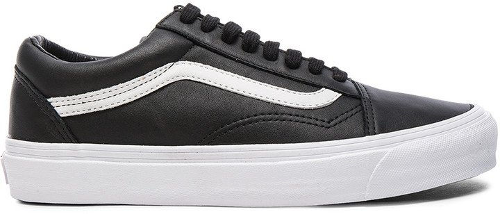 OG Leather Old Skool LX in Black | FWRD