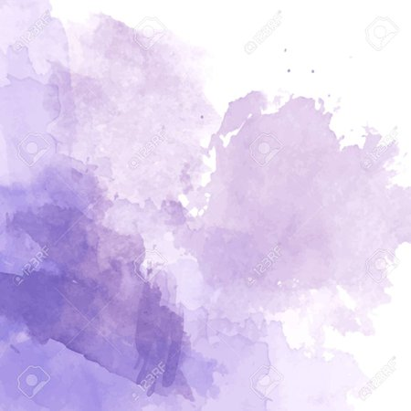 purple water colour background