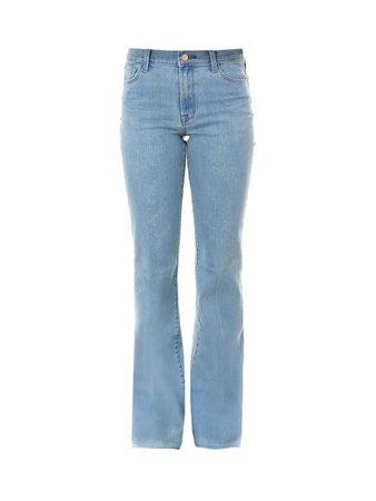 J Brand J Brand Valentina Jeans - Blue - 11232219 | italist