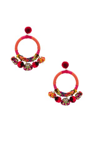 x REVOLVE Hera Earrings