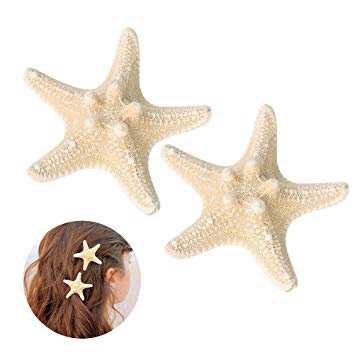 Sea Star Hair Clip