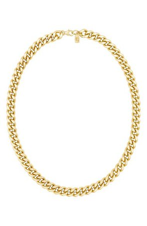 Electric Picks Harden Curb Chain Necklace | Nordstrom