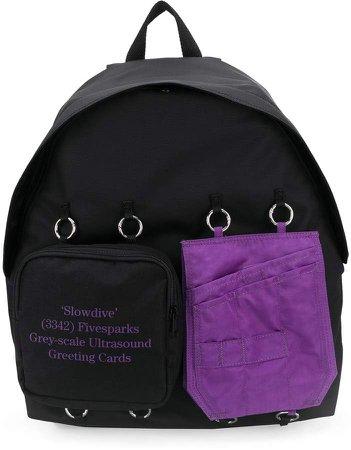 x Eastpack backpack