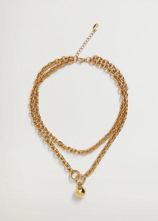 Halskette - Damen | Mango Deutschland