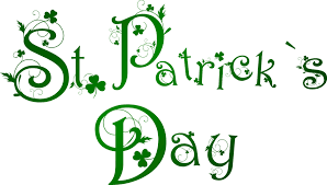 st patrick's day logo - Buscar con Google