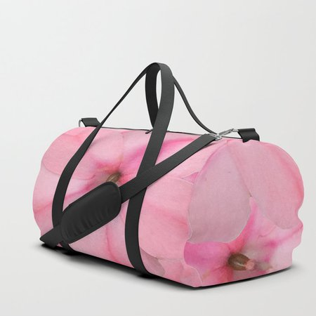 Cupid Flora Duffle Bag by deluxephotos | Society6