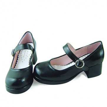 Single Strap Classic Lolita Shoes $42.99-Lolita Shoes - My Lolita Dress