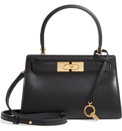 Tory Burch Mini Lee Radziwill Leather Bag | Nordstrom