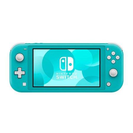Nintendo Switch Lite - Turquoise : Target
