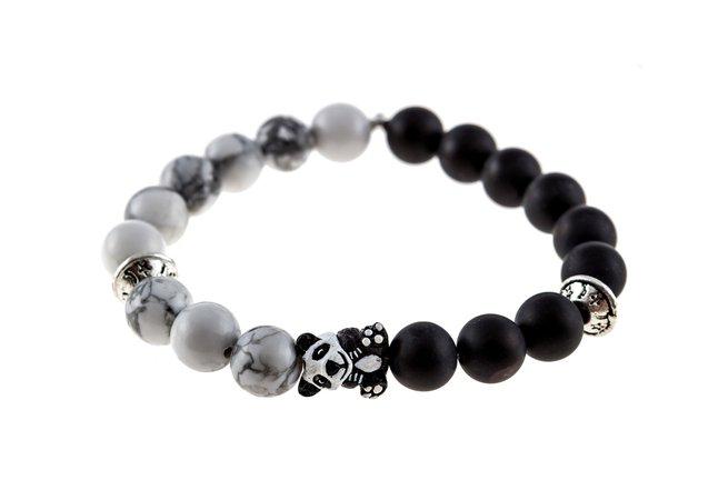 The Panda Bracelet | Pandas International | DivinityLA Bracelets | DivinityLA Bracelets