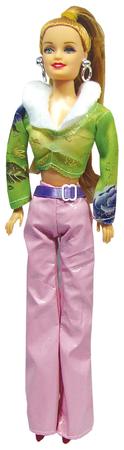 dollar store barbie