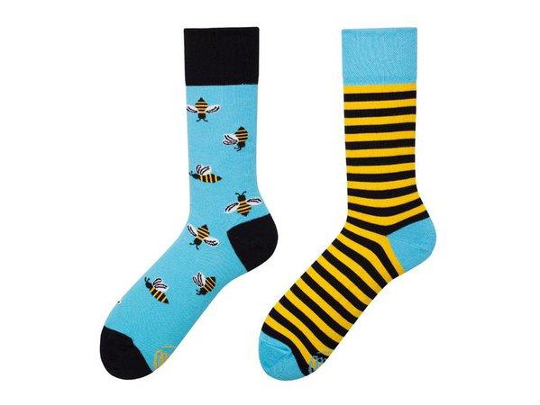 Bee Bee Socks men socks colorful socks mismatched socks | Etsy