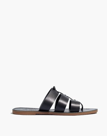The Boardwalk Knot Slide Sandal