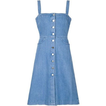 Stella McCartney 'Linda' denim dress
