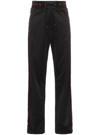 Givenchy side-stripe Logo Track Pants - Farfetch