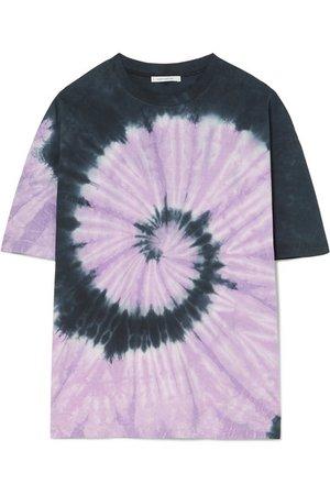 Ninety Percent | Oversized tie-dyed cotton-jersey T-shirt | NET-A-PORTER.COM