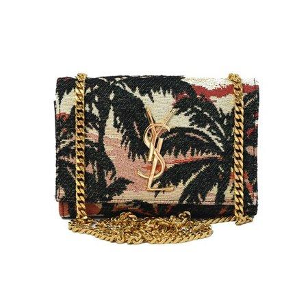 YSL Palm Tree Kate Small Bag - Noblemars
