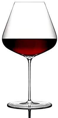 Amazon.com   Burgundy - 2 Pack: Wine Glasses