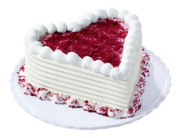10 Velvet Heart Shaped Cakes Photo - Red Velvet Cake Valentine's Day Heart, Valentine Heart Red Velvet Cake and Heart Shaped Red Velvet Cake / snackncake